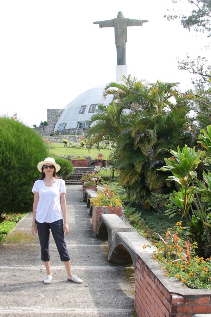 Gardens on the top of Mount Isabel de Torres