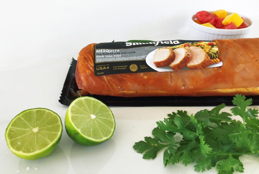 Smithfield pork loin