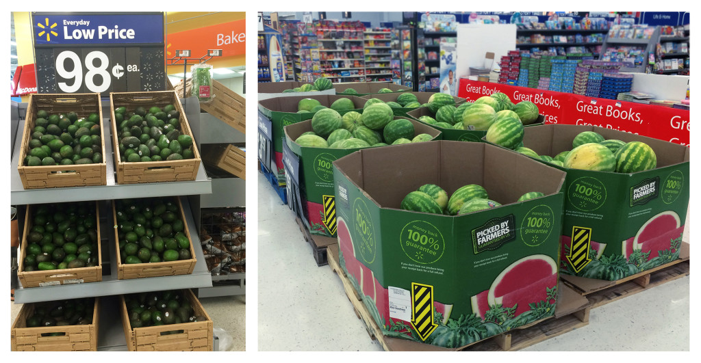 Walmart-fruits