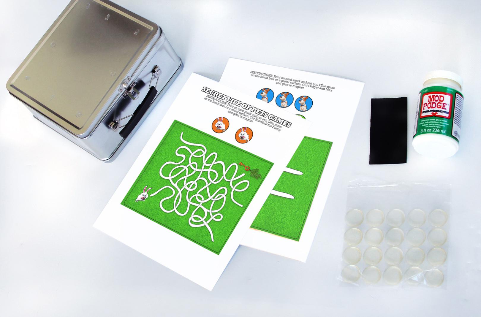materials for DIY printables