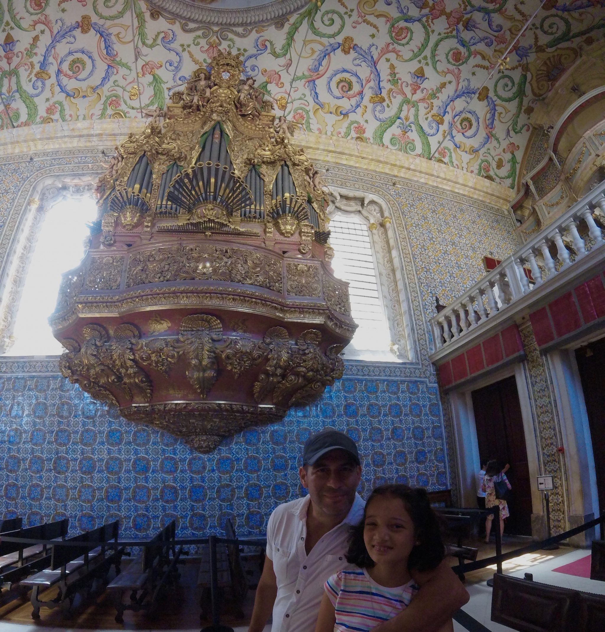 San Miguel Chapel in Coimbra