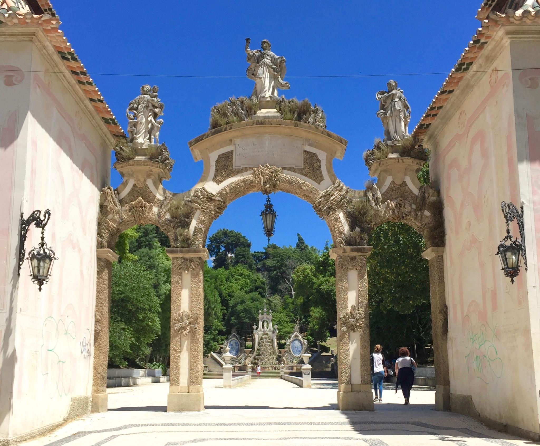 Serena Gardens in Coimbra