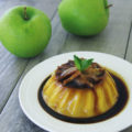 Caramel Apple Flan