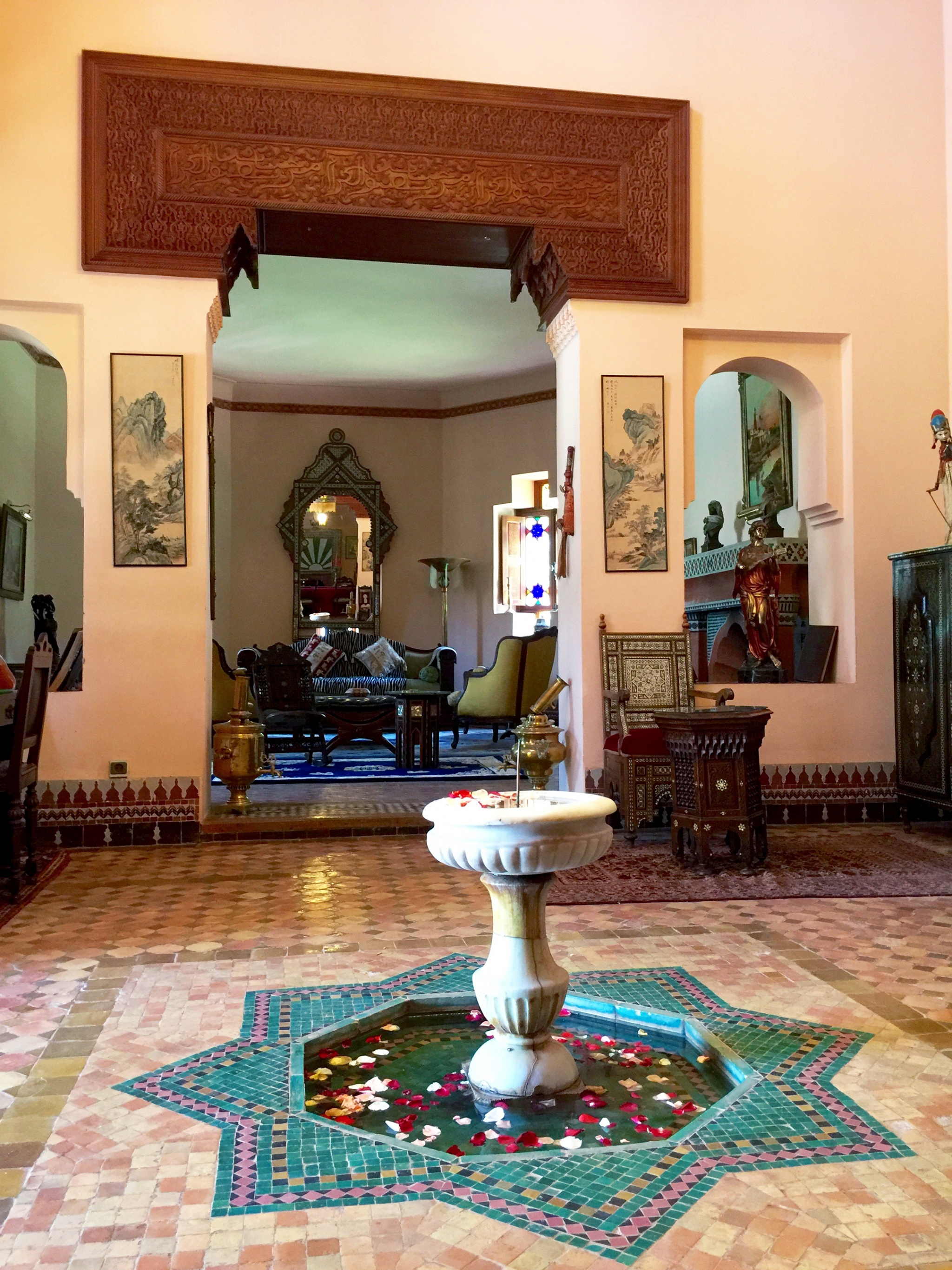Dar Ayniwen the best hotel in Marrakech