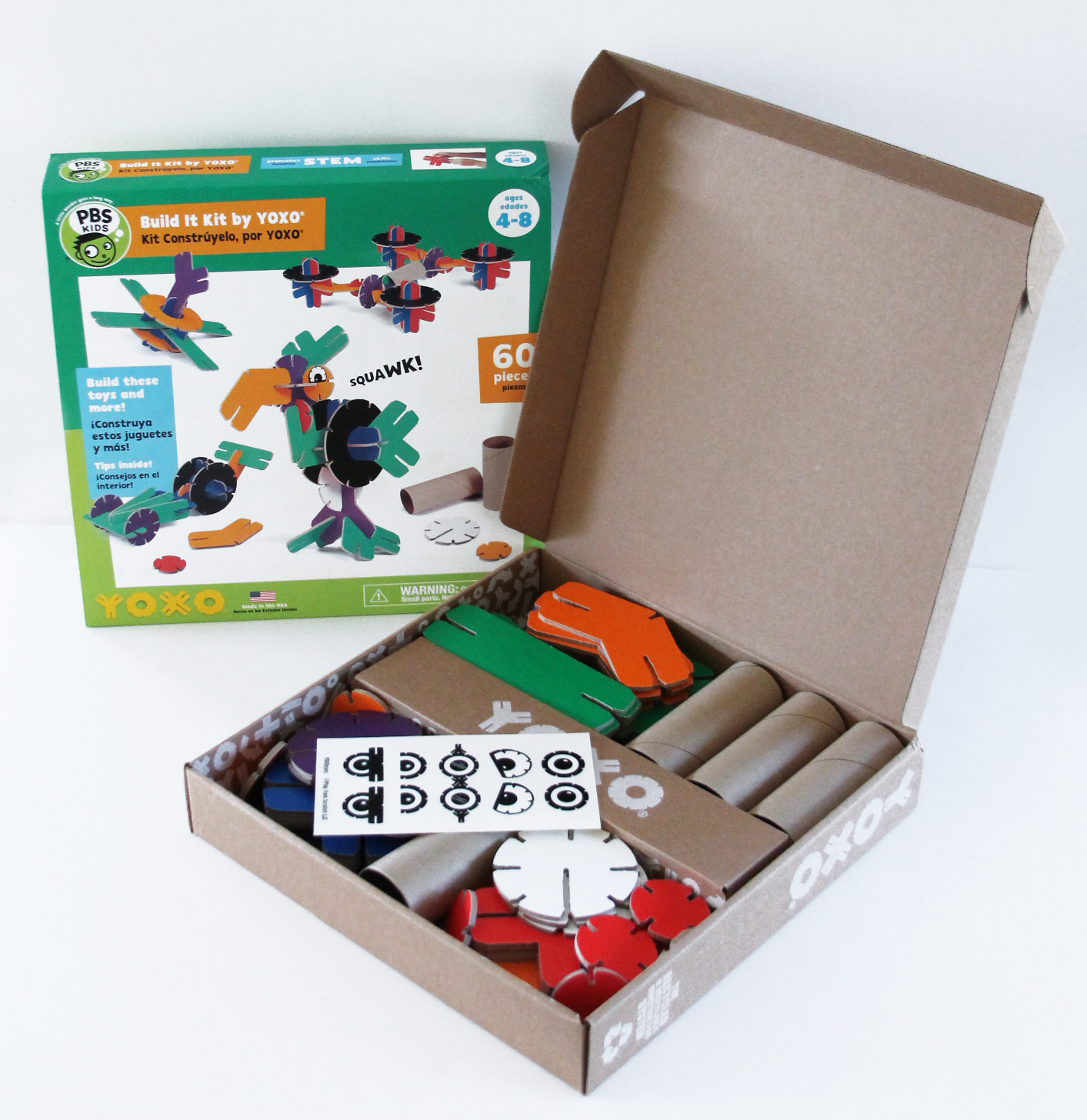 PBS KIDS Build It Kit by YOXO