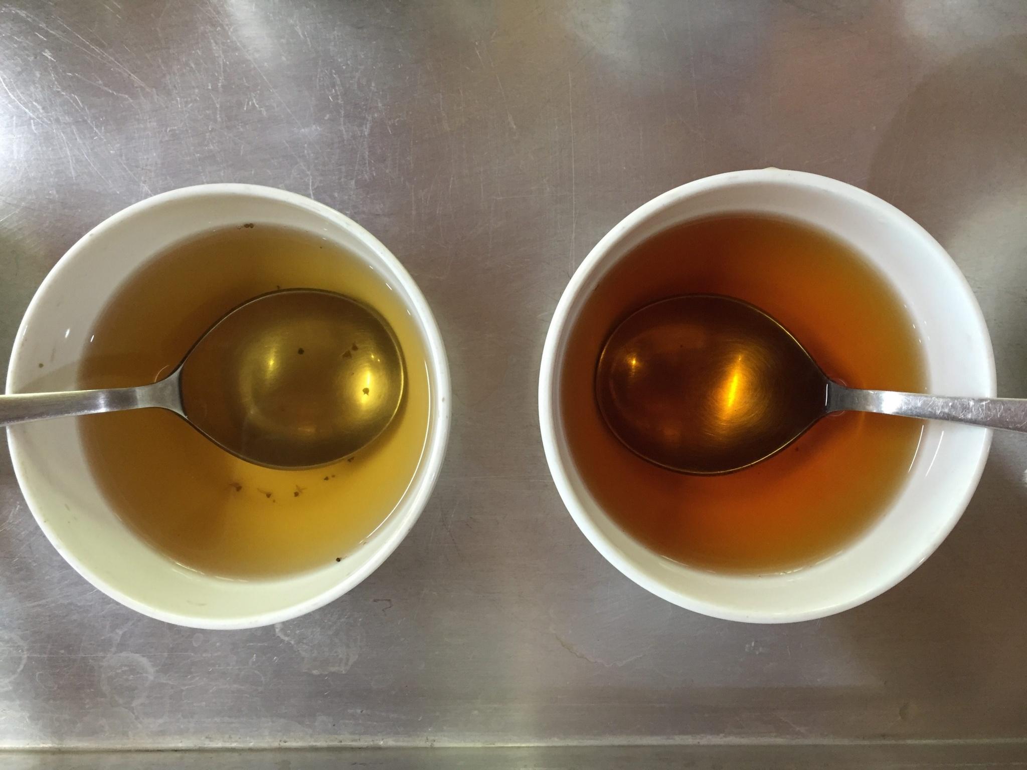 Tea time in Darjeeling