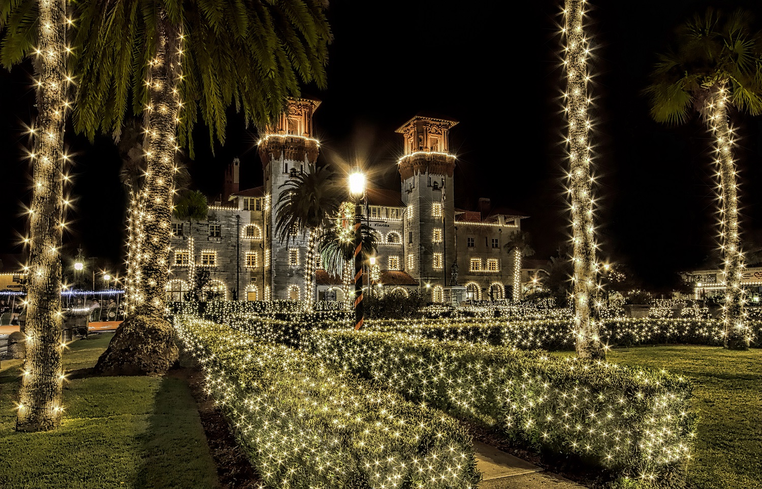 Nights Of Lights St Augustine