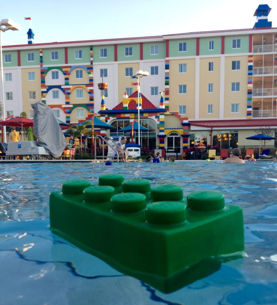 Legoland hotel Florida pool