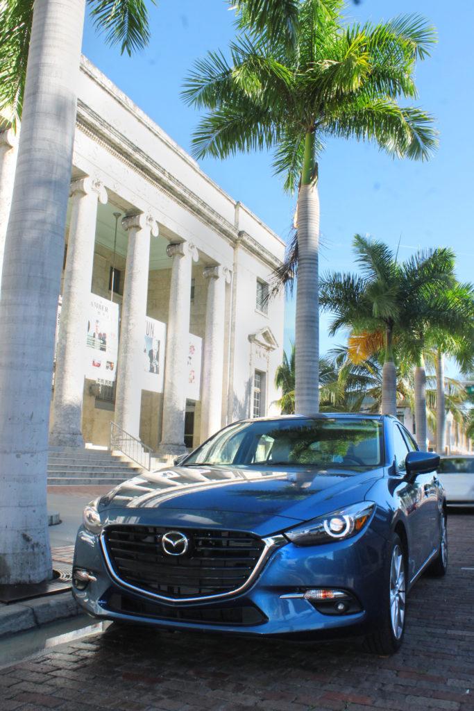2017 Mazda3 s Grand Touring 5-door