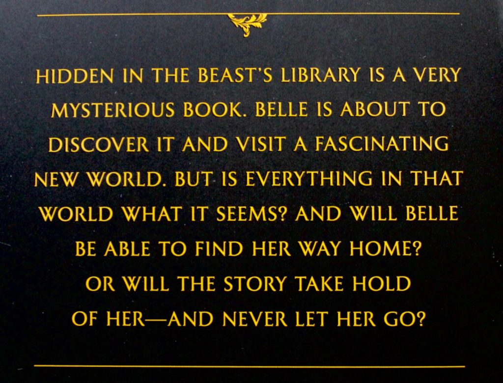 Image result for beauty and the beast lost in a book