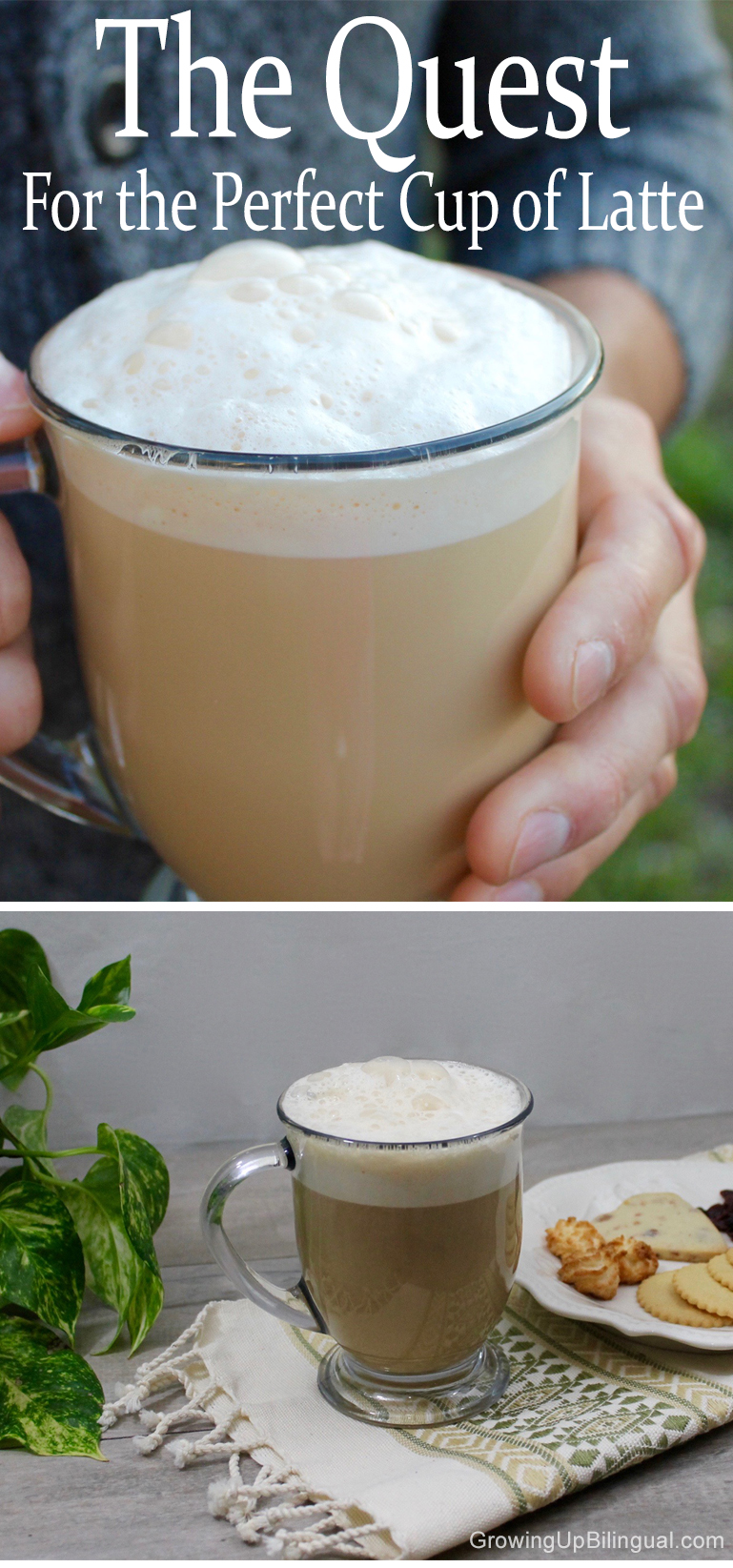 pinterest Latte coffee