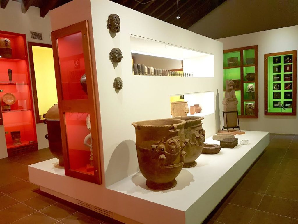 Museum at Las Lagunas Hotel
