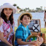 Latino Easter picnic