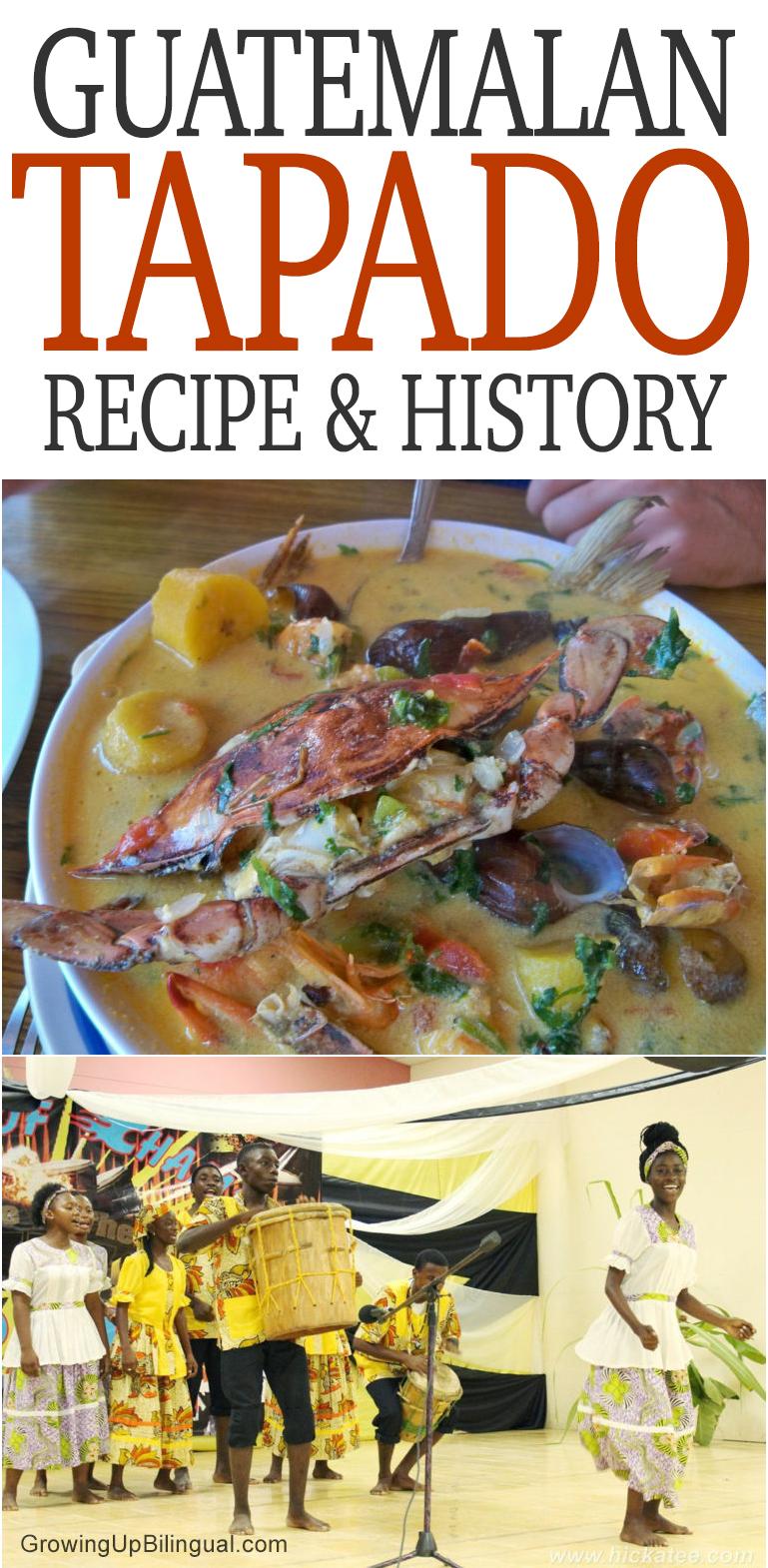 Guatemalan Tapado  Recipe & History