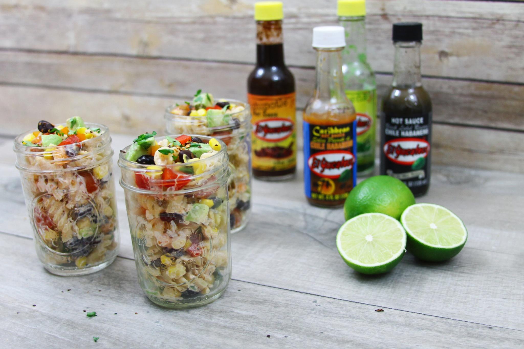 habanero southwest pasta salad