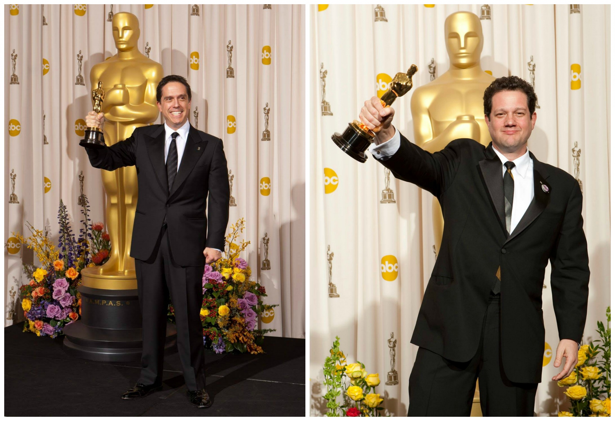 Lee Unkrich and Composer Michael Giacchino