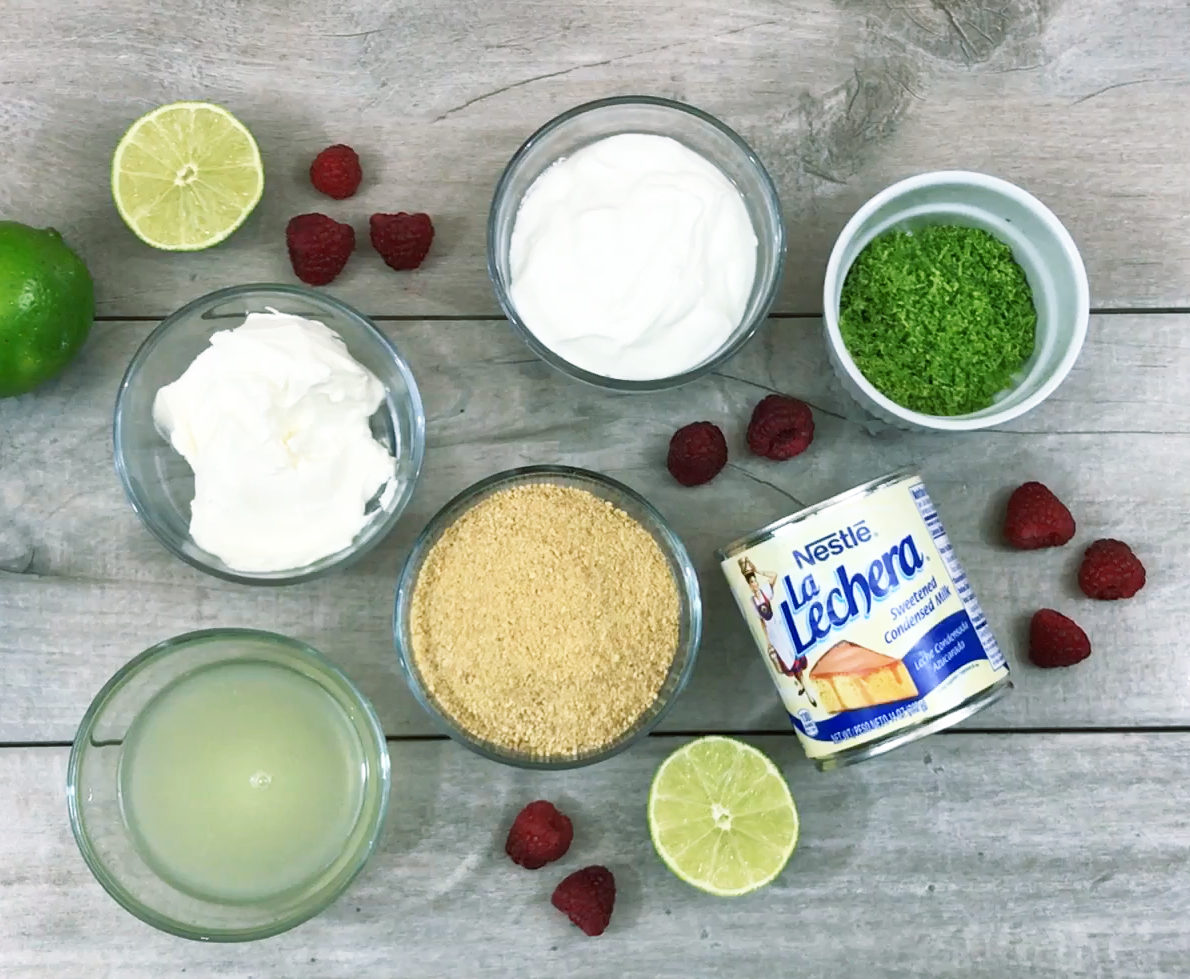 Ingredients no bake skinny key lime cheesecake cups