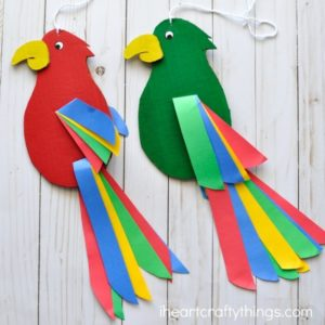 10 Festive Carnaval Crafts for Kids