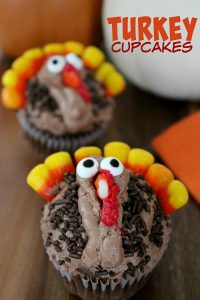Cute Thanksgiving Desserts and Treats